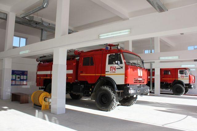 Две пожарные части создадут вРостове-на-Дону