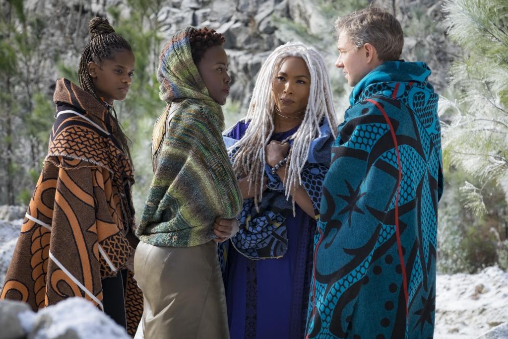 Древние экзотические традиции народа Ваканды.