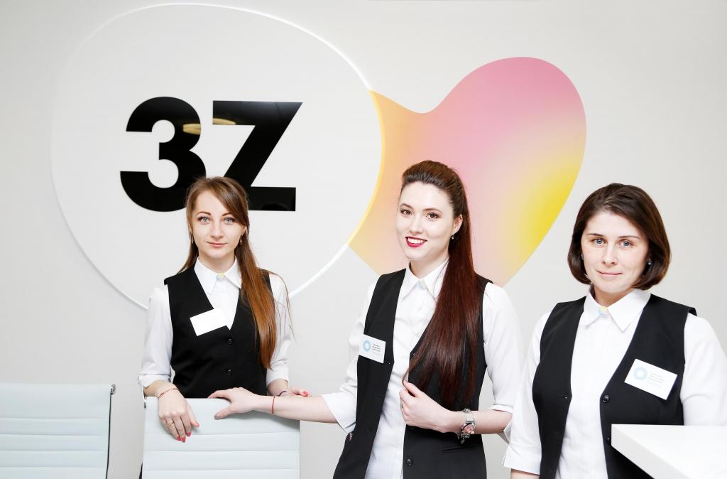 Клиника заботы о зрении 3Z в Москве - новый бренд