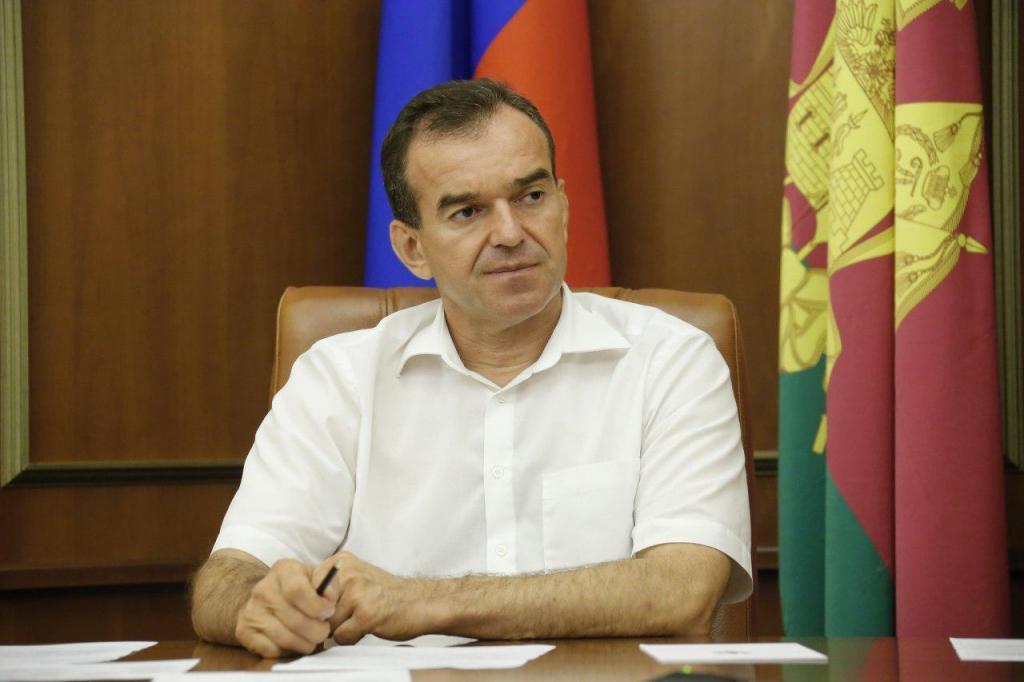 Об инвестиционной привлекательности Кубани и освоении рынка в целом — губернатор Краснодарского Края Вениамин Кондратьев.