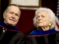 Бывшая первая леди США Барбара Буш перенесла операцию на сердце