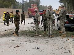 В Афганистане в ходе крупнейшей спецоперации уничтожены около 40 талибов