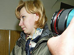 В ФСИН РФ затрудняются спрогнозировать сроки, когда Бахмина будет освобождена из СИЗО