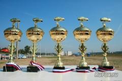 В Краснодаре прошли соревнования по дрэг-рейсингу на Кубок «Турбодром–2009»