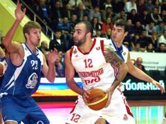 Большой баскетбол. Первая домашняя победа «Локо»