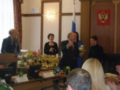 В Краснодаре наградили лучших спортсменов Кубани