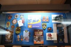 В краснодарском музее им. Фелицына продолжает работу выставка «Спасателям Кубани»