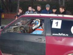 В Краснодаре соревновались фанаты скорости