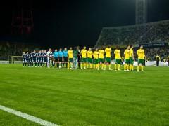 «Кубань» обыграла «Анжи» с минимальным счётом