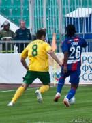 «Кубань» сыграла вничью с ЦСКА и обеспечила себе место в первой восьмерке