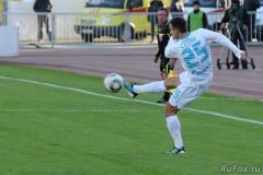«Кубань» сыграла вничью с питерским «Зенитом»