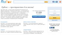 Портал RuFox запустил свою социальную сеть