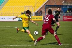 «Кубань» переиграла казанский «Рубин» с минимальным счётом
