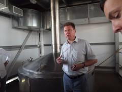 На заводе «Богерхоф» сварили новый сорт пива (18+)