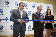В Сочи открылся первый дилерский центр марки Volkswagen – «КЛЮЧАВТО»