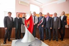 В Краснодар привезли чашу эстафеты Олимпийского огня