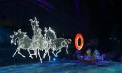 Церемония открытия Олимпиады в Сочи удостоена ТЭФИ