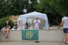 Русский жим июль 2014