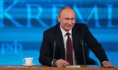 Путин считает, что рост российской экономики неизбежен