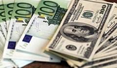 Доллар упал до 54,3 рубля, евро – до 66,6 рубля