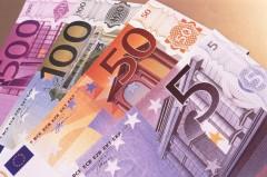 Курс евро снизился до 71,54 рубля