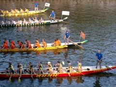 Кубанские гребцы выступят на чемпионате России по гребле на лодках «Дракон»