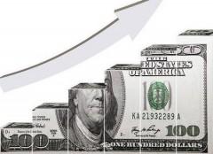Биржевой курс евро достиг отметки в 87,10 рублей, доллар - 79,40 рублей