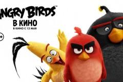 Angry Birds: птички злятся, дети - веселятся