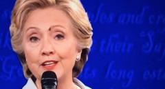 Муха, севшая на Клинтон, стала звездой теледебатов (видео)