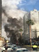 Рядом со зданием суда в турецком городе Измир прогремел взрыв