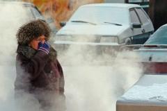 К выходным температура в Москве опустится до -35 градусов