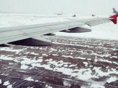 Около 70 рейсов задерживаются и отменены в московских аэропортах