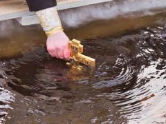 Около краснодарских водоёмов во время крещенских купаний будут дежурить 40 спасателей