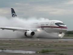В Новосибирске экстренно сел самолет со 116 пассажирами