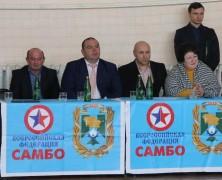 В Невинномысске Дню освобождения города от фашистских захватчиков посвятили первенство по самбо