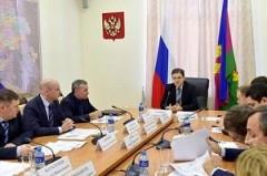 В Краснодаре обсудили план мероприятий по проведению в крае Года экологии