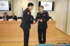 В Элисте состоялась коллегия МВД Калмыкии по итогам 2016 года