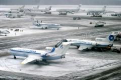 Международный аэропорт Сочи работает в штатном режиме