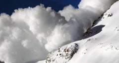 На Кубани, в Адыгее, Ингушетии и Чечне в горах возможен сход лавин