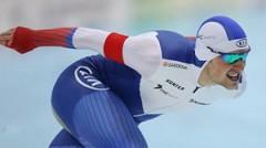 Россиянин Юсков выиграл серебро на ЧМ по конькобежному спорту