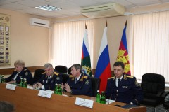 В Краснодаре на коллегии в СКР подвели итоги работы в 2016 году
