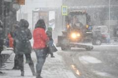 На Москву в ближайшие часы обрушится непогода