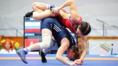 Кубанская спортсменка стала призером международного турнира по женской борьбе