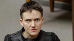 Савченко прибыла в Донецк для встречи с пленными украинскими военными