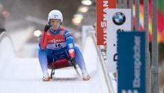 Россиянин Репилов выиграл общий зачет КМ по санному спорту