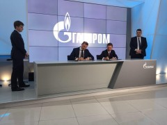 Инвестфорум в Сочи: Почта России стала новым партнером «Газпрома» на газомоторном рынке