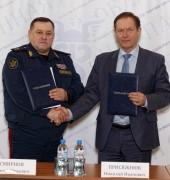 Донская служба исполнения наказаний и Торгово-промышленная палата региона заключила соглашение о сотрудничестве