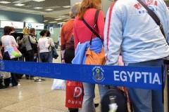 План работы по обеспечению безопасности в аэропортах Египта практически выполнен