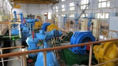 Разминирование Донецкой фильтровальной станции окончено