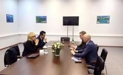 Кубань посетит делегация из Швейцарии